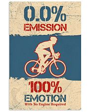 Emotion With No Engine Required 11x17 Poster front