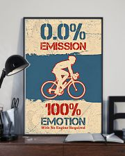 Emotion With No Engine Required 11x17 Poster lifestyle-poster-2