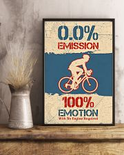 Emotion With No Engine Required 11x17 Poster lifestyle-poster-3