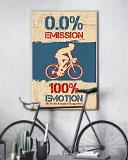 Emotion With No Engine Required 11x17 Poster lifestyle-poster-7