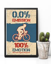 Emotion With No Engine Required 11x17 Poster lifestyle-poster-8