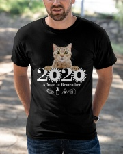 2020 a year to remember Classic T-Shirt apparel-classic-tshirt-lifestyle-front-50