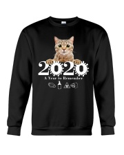 2020 a year to remember Crewneck Sweatshirt thumbnail