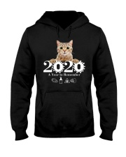 2020 a year to remember Hooded Sweatshirt thumbnail