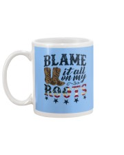 Available for a short time only Mug back