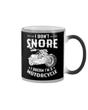 I Dream I'm A Motorcycle Color Changing Mug thumbnail