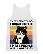 Limited Edition Exclusive All-over Unisex Tank thumbnail