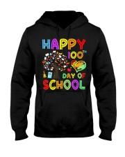 100th Day of School Teachers Kids Educationa Hooded Sweatshirt thumbnail