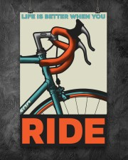 Life Is Better When You Ride V2 11x17 Poster aos-poster-portrait-11x17-lifestyle-12