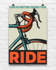 Life Is Better When You Ride V2 11x17 Poster aos-poster-portrait-11x17-lifestyle-17
