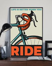 Life Is Better When You Ride V2 11x17 Poster lifestyle-poster-2