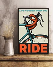 Life Is Better When You Ride V2 11x17 Poster lifestyle-poster-3
