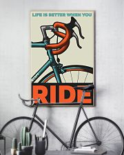 Life Is Better When You Ride V2 11x17 Poster lifestyle-poster-7