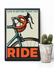 Life Is Better When You Ride V2 11x17 Poster lifestyle-poster-8