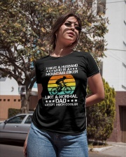 I Have A Husband Who Is A Mountain Biker Ladies T-Shirt apparel-ladies-t-shirt-lifestyle-02