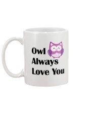 Owl always love you Mug back