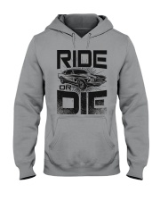 Available for a short time only Hooded Sweatshirt front