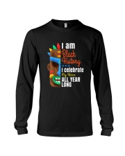 Black History Month African Black Lives Matter Long Sleeve Tee thumbnail