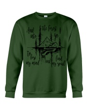 And Into The Forest I Go To Lose My Mind Find My  Crewneck Sweatshirt thumbnail