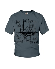 And Into The Forest I Go To Lose My Mind Find My  Youth T-Shirt thumbnail