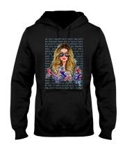 Alexis Ew David Shirt Hooded Sweatshirt thumbnail