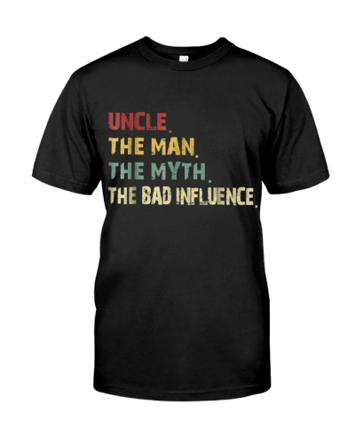 Uncle Man Myth Bad Influence