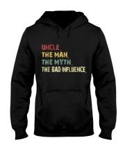 Uncle Man Myth Bad Influence  Hooded Sweatshirt thumbnail