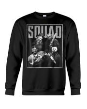 Halloween Squad Horror T-Shirt Gift For Men Women Crewneck Sweatshirt thumbnail
