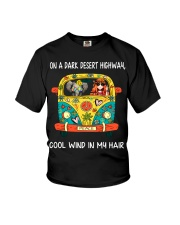 On A Dark Desert Higway Cool Wind In My Hair shirt Youth T-Shirt thumbnail