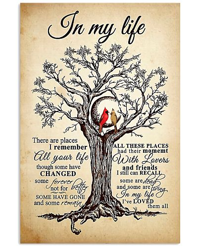 In My Life Tree Birds There Are Places I Remember