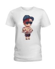 MHA Gift For Love Ladies T-Shirt thumbnail