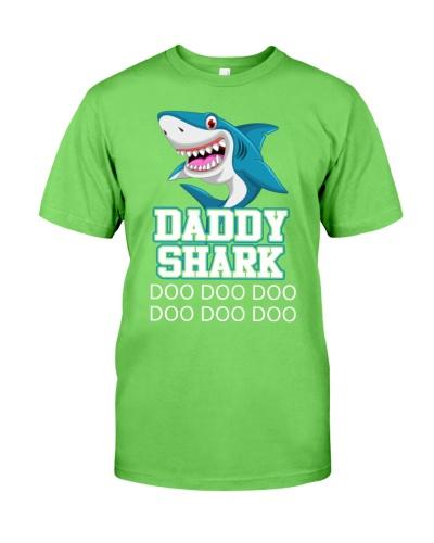 Daddy Shark Doo Dooo