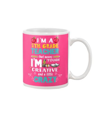 5th Grade Teacher Crazy