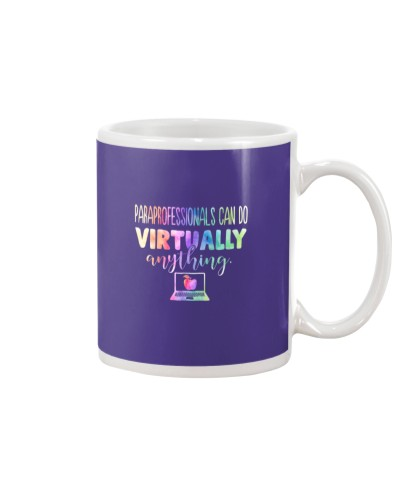 Paraprofessionals Can Do Virtually