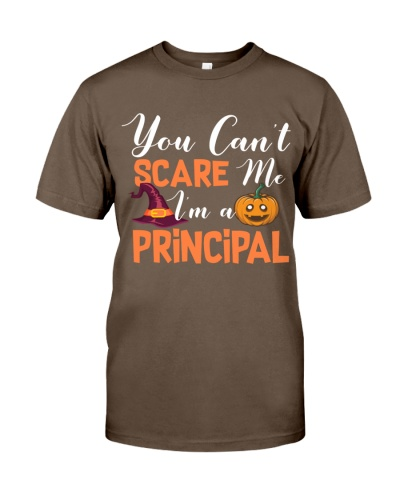 Principal Scare