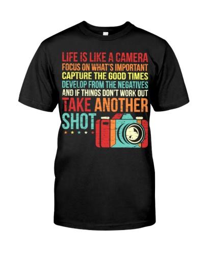 Photographer Take Shot