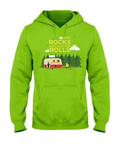 Camping Life Rock