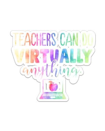 Teacher Can Do Virtually