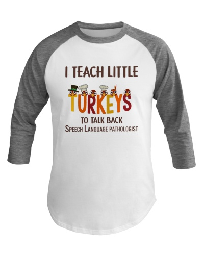 Speech Language pathologist turkey