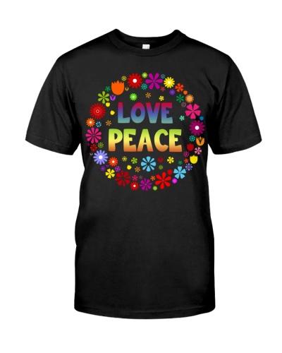 Hippie Peace Love