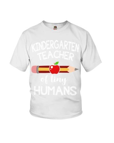 Kindergarten Teacher Tiny Human