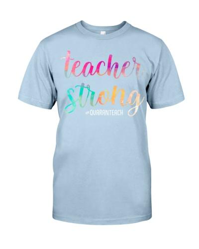 Teacher Strong Quaranteach