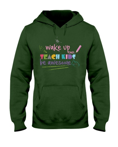 Teacher Wake Up
