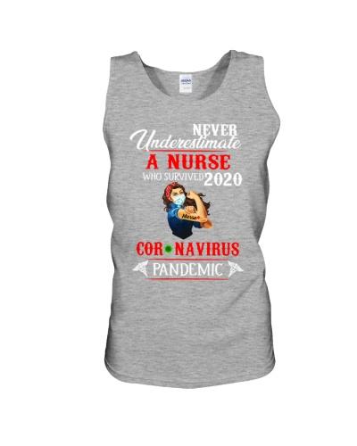 Nurse Never Corona