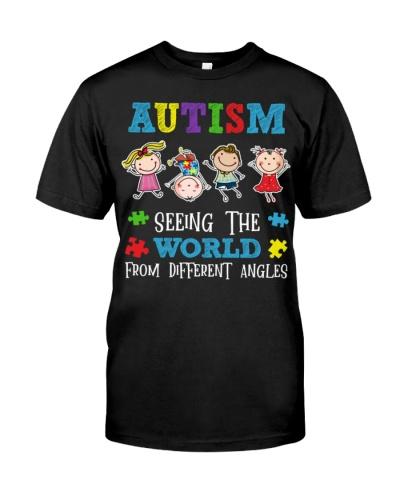 Autism World Angles