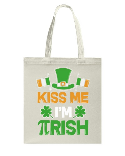 Pi Irish Kiss Me