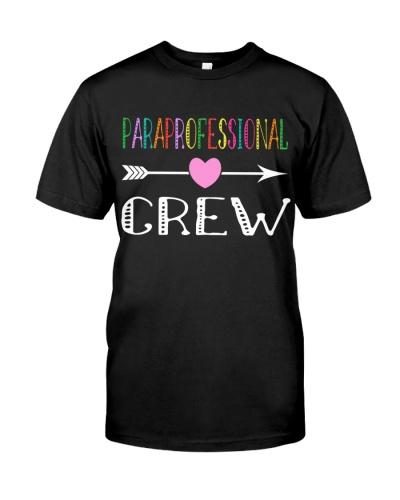 Paraprofessional Crew