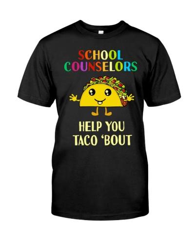 School Counselor Taco