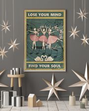 Ballet your soul Poster 11x17 Poster lifestyle-holiday-poster-1