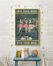 Ballet your soul Poster 11x17 Poster lifestyle-holiday-poster-3